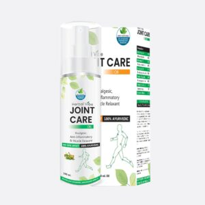 Joint Pain Relief Oil Herbal Vibe