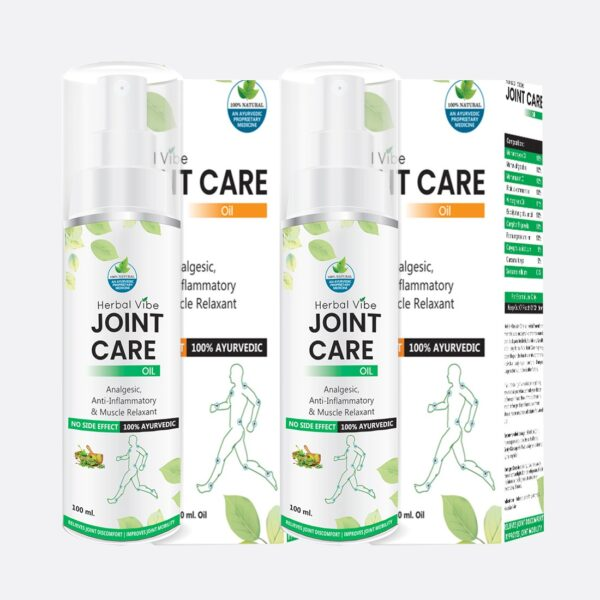 Joint Oil Pain Relief Oil for Knee & Shoulder Pain