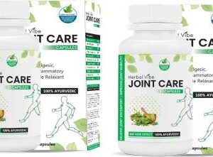 HErbal Vibe Joint Care Capsulesacc