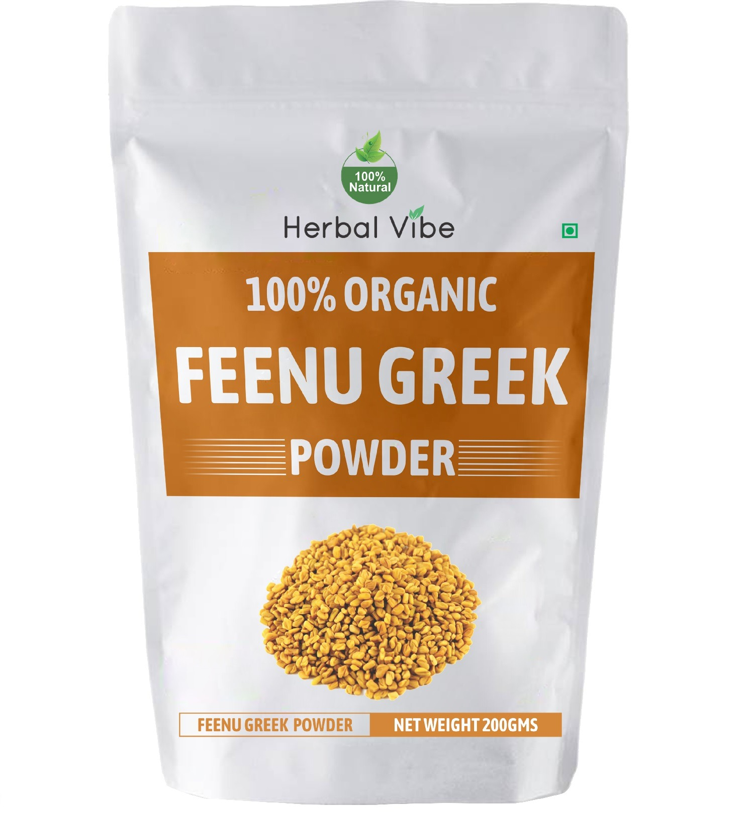Herbal Vibe Fenugreek Powder for Face & Hair